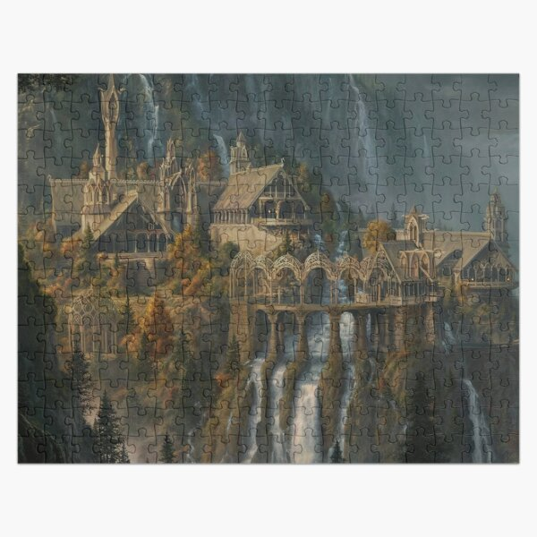 The Lord of the Rings Jigsaw Puzzle