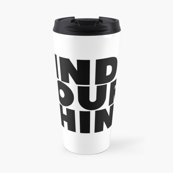 Find Your Thing Travel Mug