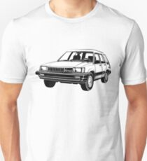 Toyota Tercel 4WD illustration Unisex T-Shirt