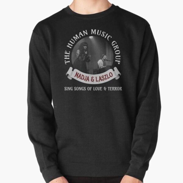 Human Music Group - Nadja & Laszlo - What We Do in the Shadows Pullover Sweatshirt