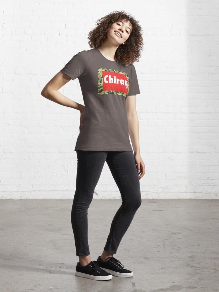Alternate view of Chiraq Essential T-Shirt