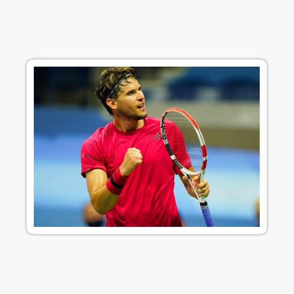 Dominic Thiem gewinnt die US Open 2020 Sticker