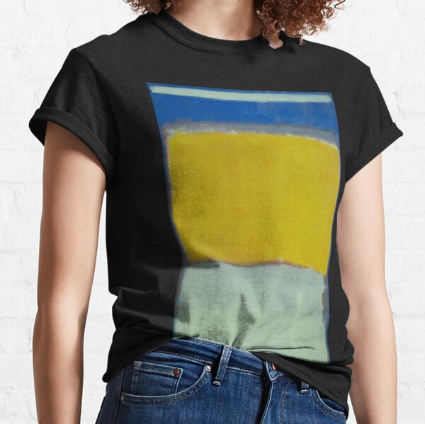 Mark Rothko - No. 10 (1958) Classic T-Shirt