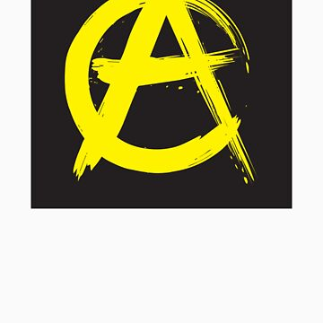 An-Cap Symbol-Sticker Only by VeritasEst