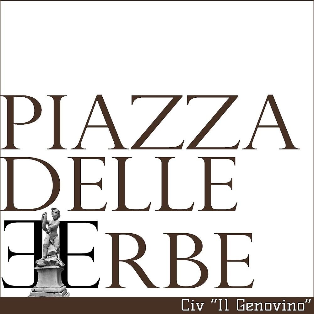 Logo Erbe by Genova Quotidiana