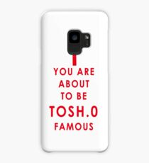 Tosh.0 Case/Skin for Samsung Galaxy
