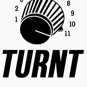 Turnt Knob by mralan