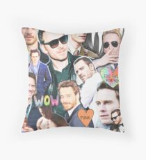 too fassy for you Throw Pillow