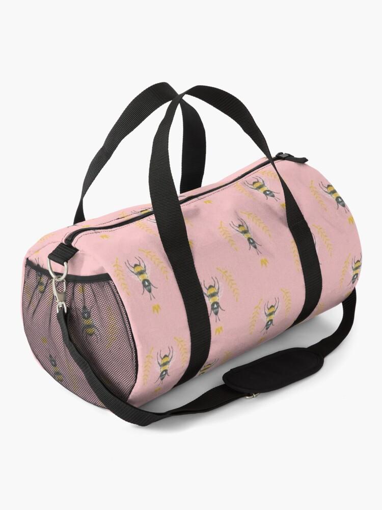 Alternate view of Queen Bee Duffle Bag