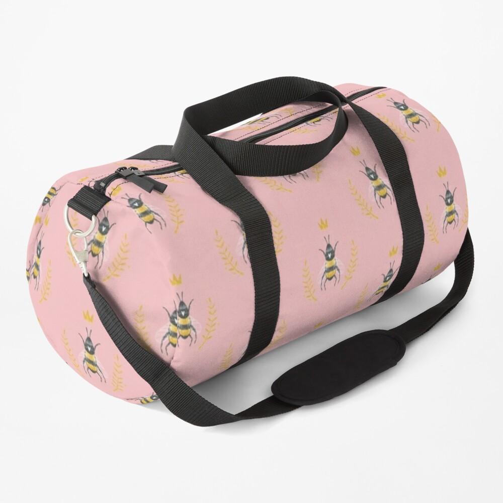 Queen Bee Duffle Bag