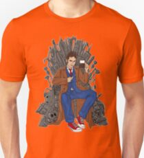 Throne of Time Unisex T-Shirt