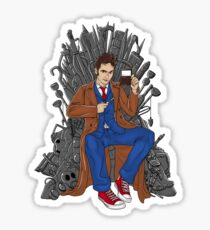 Throne of Time Sticker
