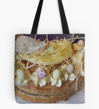 Easter cake. Tote Bag