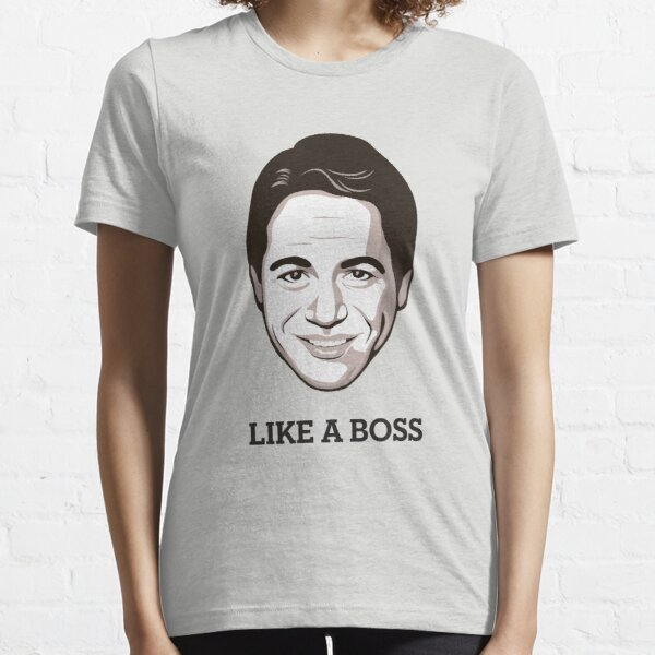 "Tony Danza - ""Like A Boss"" Essential T-Shirt"