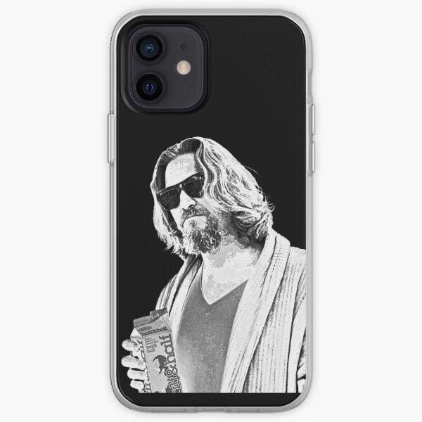 The Big Lebowski -The Dude iPhone Soft Case
