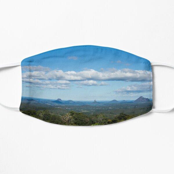 Glasshouse Mountains. QLD Mask