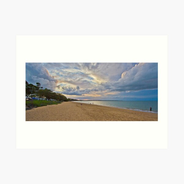 Harvey Bay Art Print