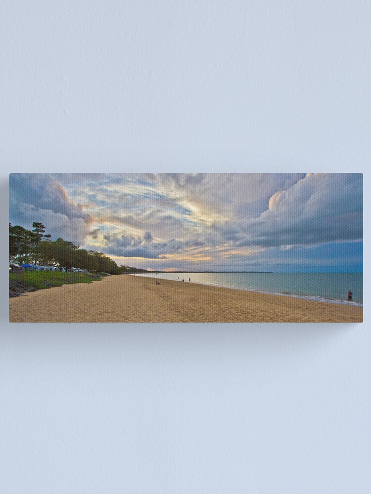 Alternate view of Harvey Bay Canvas Print