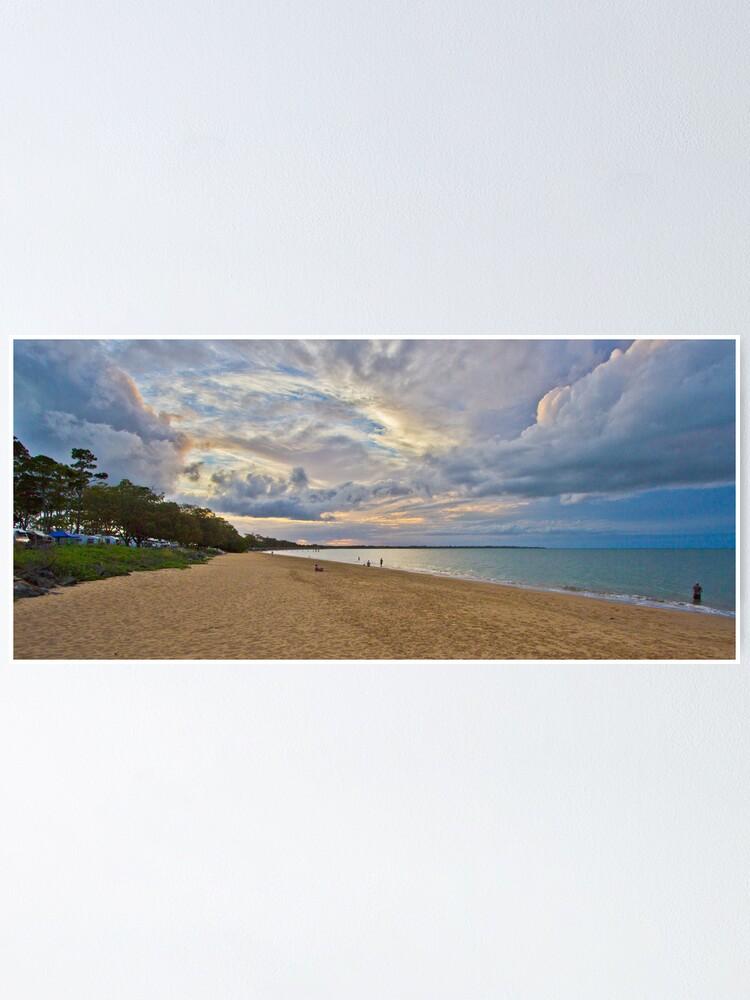 Alternate view of Harvey Bay Poster