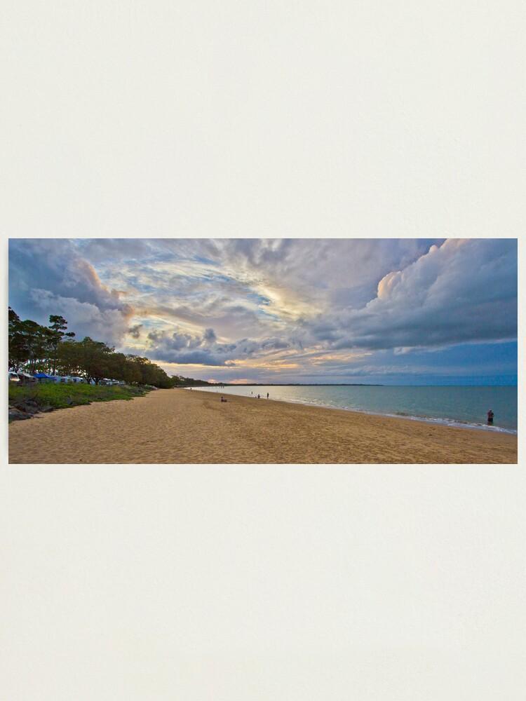Alternate view of Harvey Bay Photographic Print
