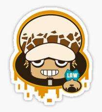 T. Law Sticker
