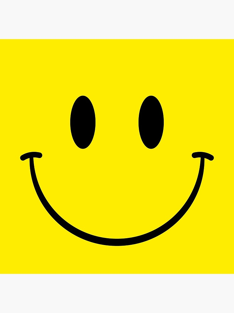 Acid House Smiley by QuirkyClock