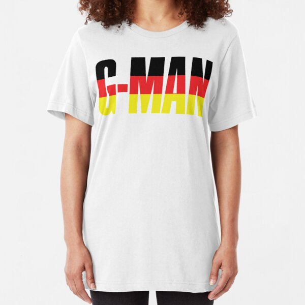 G-Man Slim Fit T-Shirt
