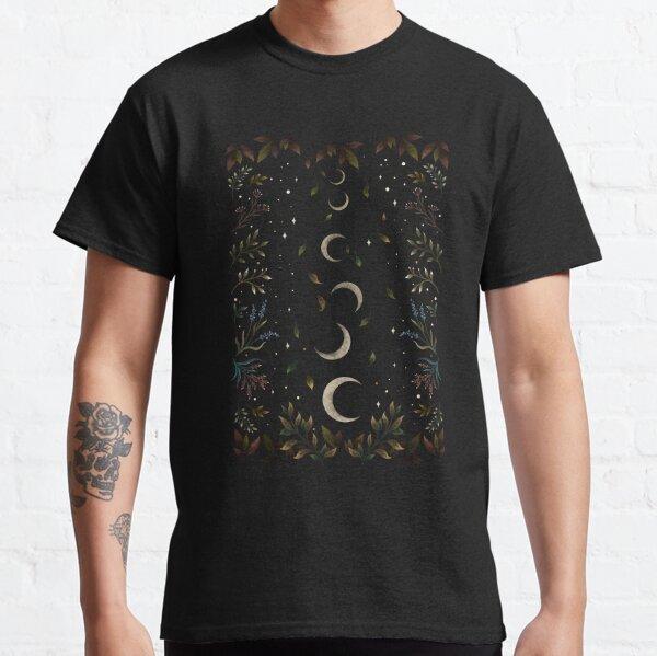 Crescent Moon Garden Classic T-Shirt