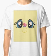 Fluttershy and Butterfly Classic T-Shirt