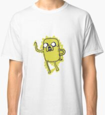 Jake The Dog - Hand Drawn Classic T-Shirt