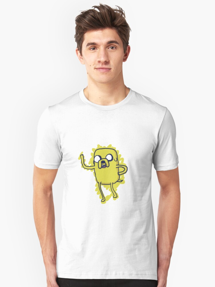 Jake The Dog - Hand Drawn by Jyles Lulham