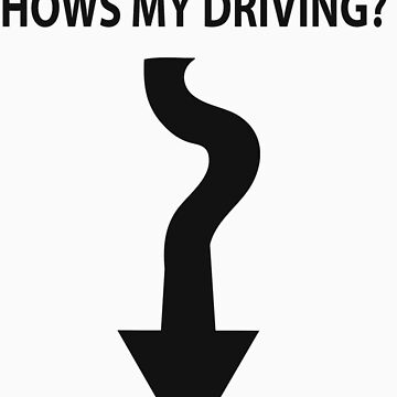 Hows My Driving Innuendo  by Stinkyfut