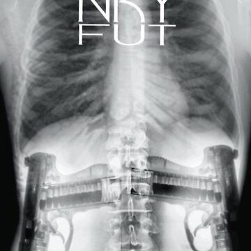 X-Ray Gun Slinger  by Stinkyfut