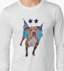 The Blue Murphyfly Long Sleeve T-Shirt