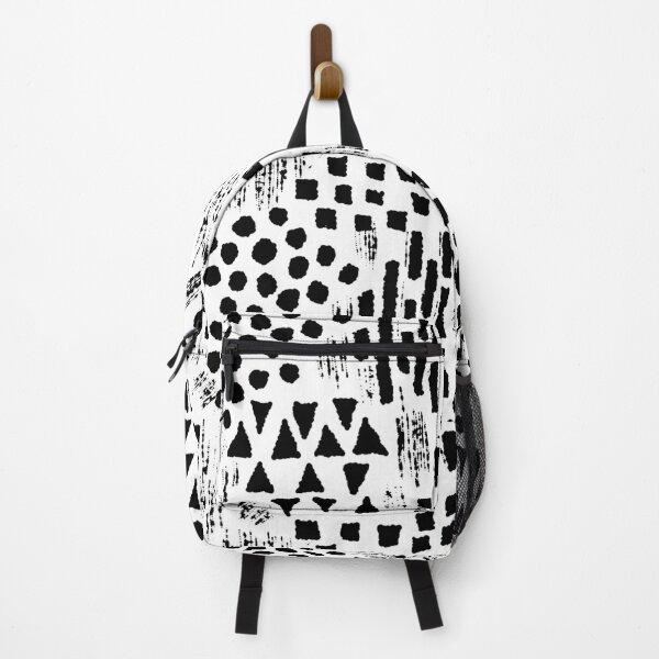 Fancy Zebra Backpack