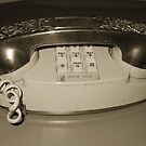 Vintage phone by natgirl73