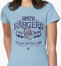 Hoth Rangers! Women's Fitted T-Shirt
