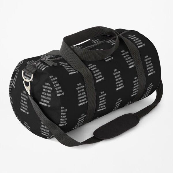 Dimension C-137, Rick and Morty Duffle Bag