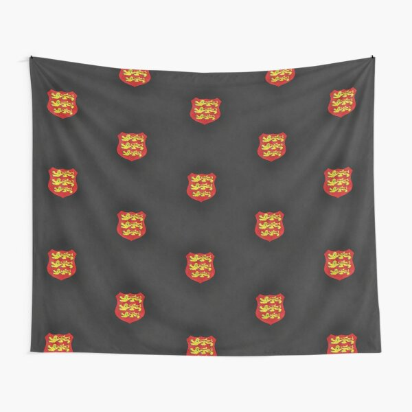 English Coat of Arms Tapestry