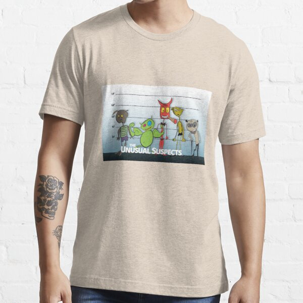 The Unusual Suspects Essential T-Shirt