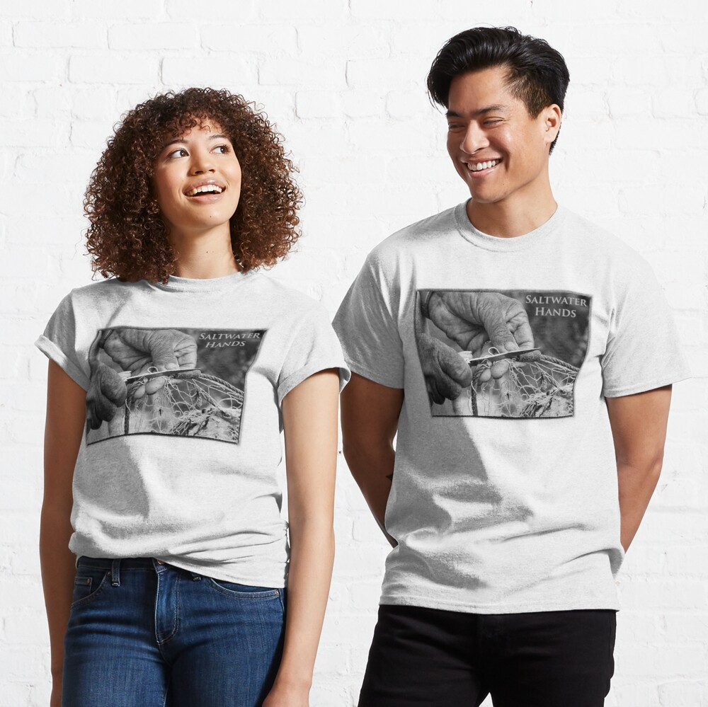 JASON R MARTIN'S SALTWATER HANDS COLLECTION Classic T-Shirt