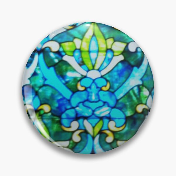 The Historic Reitz Home Stained Glass-Joseph Reitz room Pin