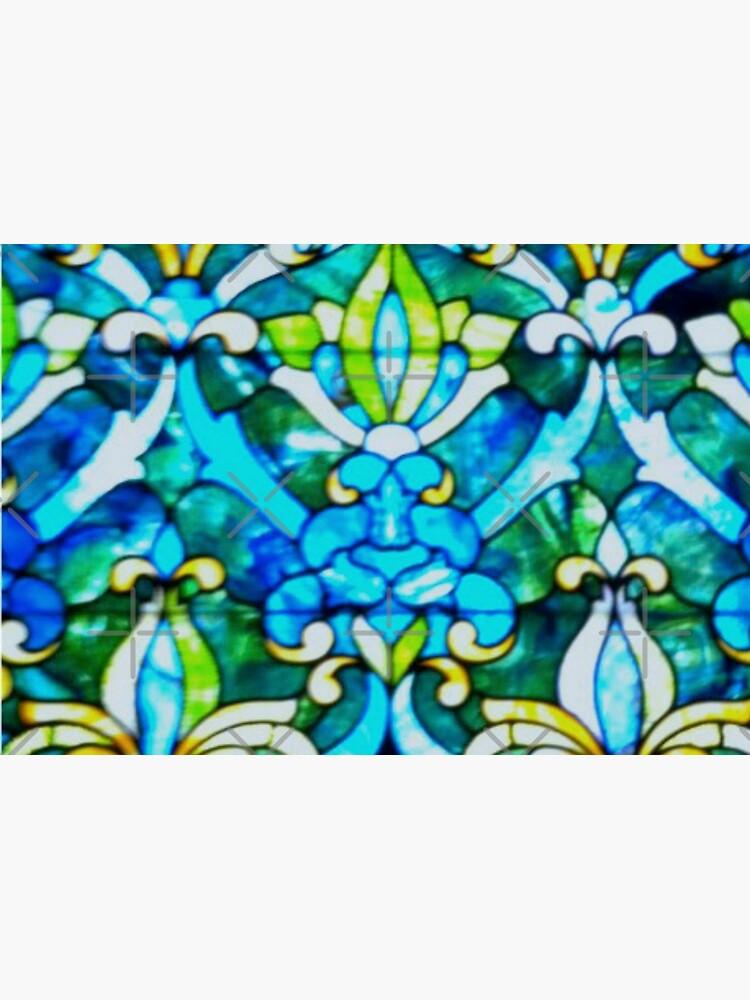 The Historic Reitz Home Stained Glass-Joseph Reitz room by Matlgirl