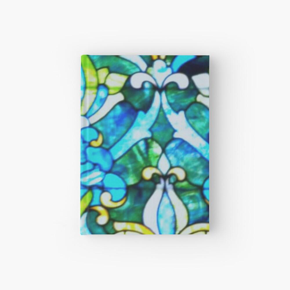 The Historic Reitz Home Stained Glass-Joseph Reitz room Hardcover Journal