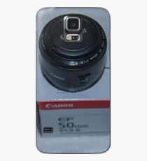 Canon 50mm 1.8 Case/Skin for Samsung Galaxy