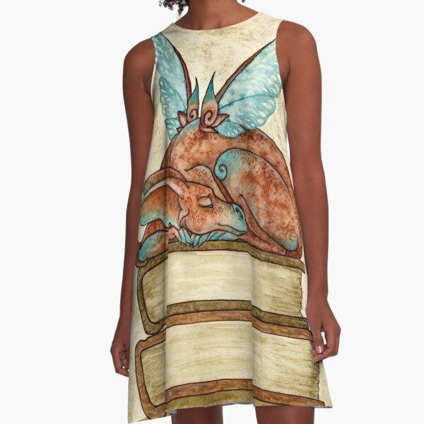Nap Time  A-Line Dress