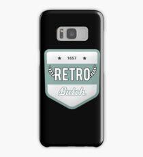 RETRO BUTCH Samsung Galaxy Case/Skin