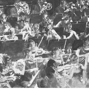 "ENDSTATION: ""Orchestra"" scene by gardenofgrief"