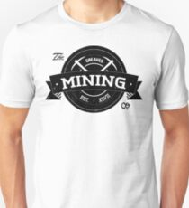 Greaves Mining co Unisex T-Shirt
