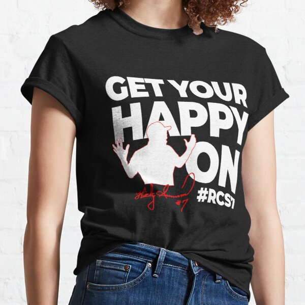 Happy On (Reverse) Classic T-Shirt